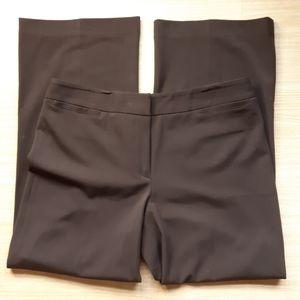 Apt. 9 Maxwell petite brown pants.  Size 10p